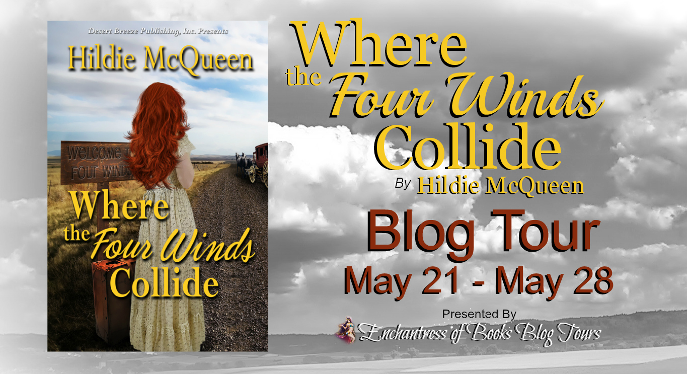 Blog Tour: Review + Giveaway: Where the Four Winds Collide – Hildie McQueen