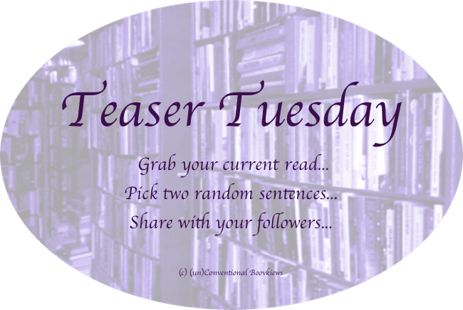 Teaser Tuesday #7 – Allegiant – Veronica Roth