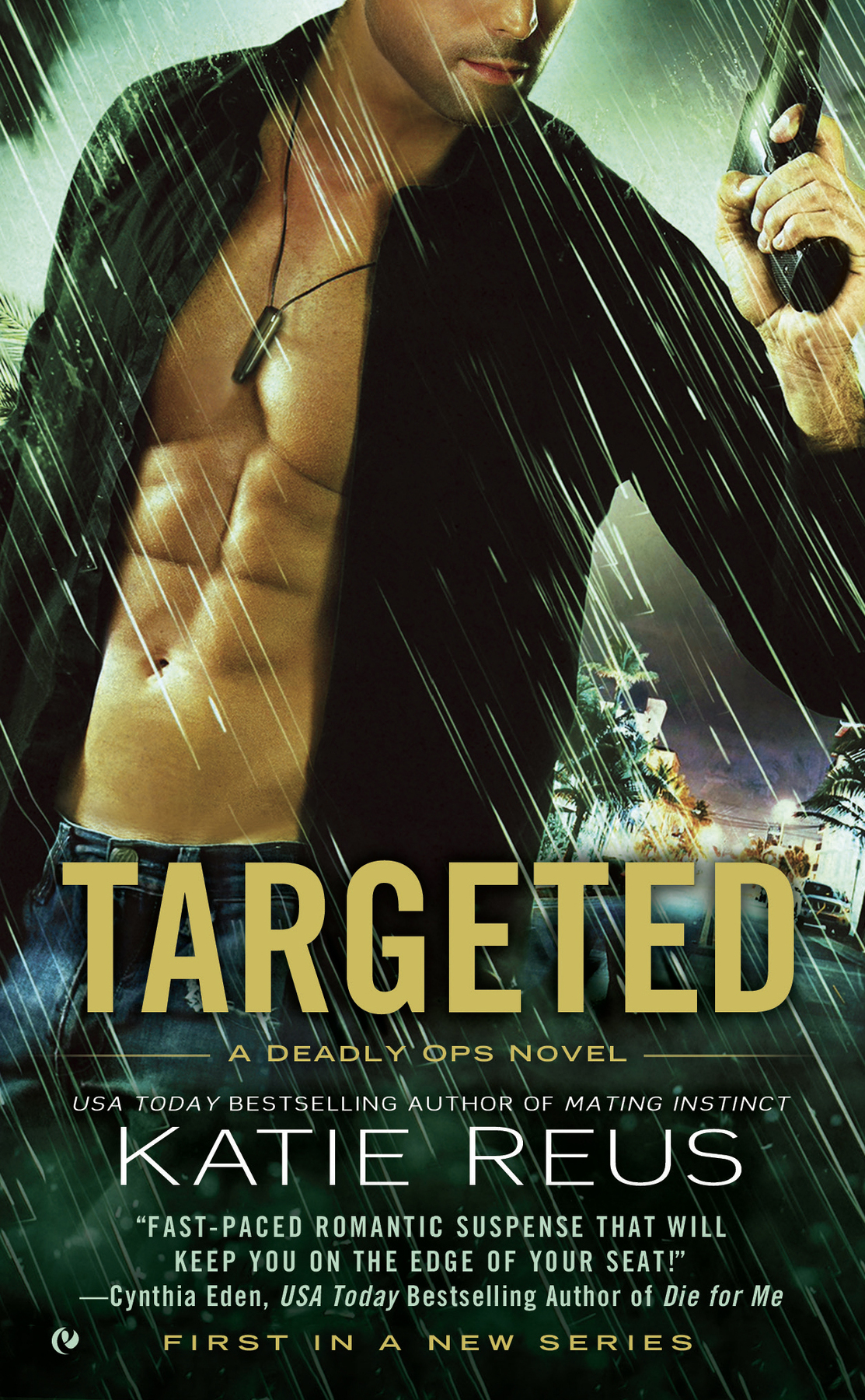 Review: Targeted (Deadly Ops #1) – Katie Reus