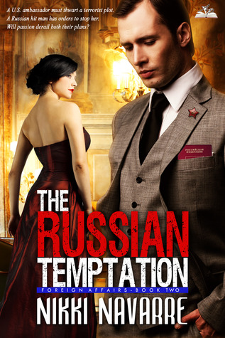 Review: The Russian Temptation (Foreign Affairs #2) – Nikki Navarre