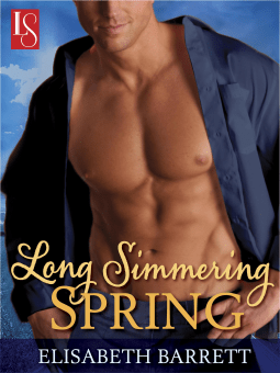 Review: Long Simmering Spring (Star Harbor #3) – Elisabeth Barrett