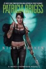 Night Broken cover - (un)Conventional Bookviews