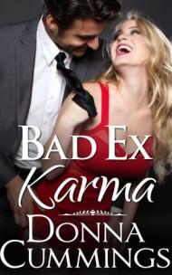 Bad Ex Karma cover - (un)Conventional Bookviews