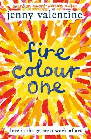 Review: Fire Colour One – Jenny Valentine