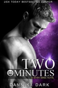 Two Minutes cover - (un)Conventional Bookviews