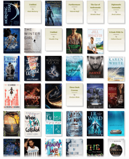 2016 New Release Challenge - (un)Conventional Bookviews