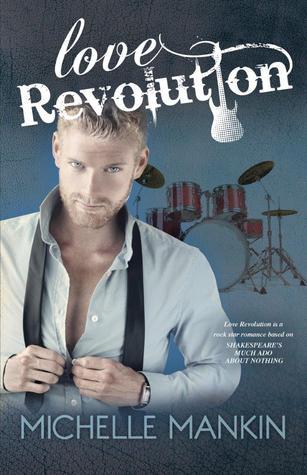 Review: Love Revolution – Michelle Mankin