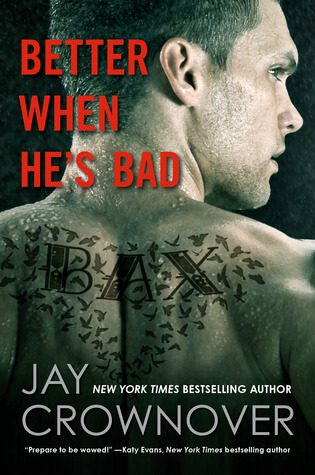 Review: Better When He's Bad – Jay Crownover