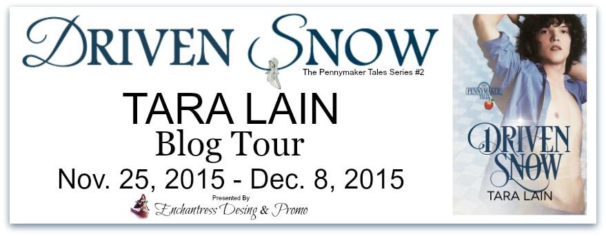 Blogtour Review: Driven Snow - Tara Lain