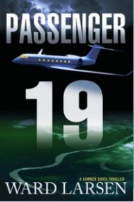 Passenger 19 cover - (un)Conventional Bookviews Bought Borrowed
