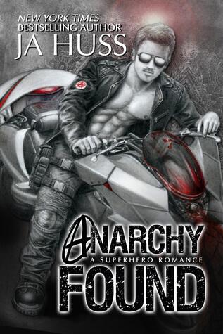 Review: Anarchy Found – J.A. Huss