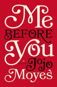 Me Before You cover - (un)Conventional Bookviews