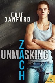 Unmasking Zach cover - (un)Conventional Bookviews