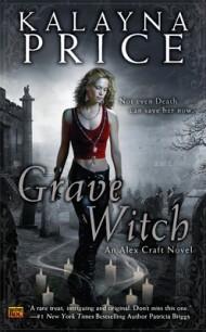 Grave Witch cover - (un)Conventional Bookviews