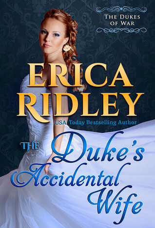 Review: The Duke's Accidental Wife – Erica Ridley