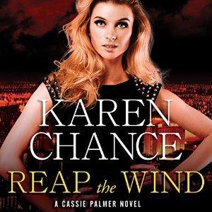 Audio Review: Reap The Wind – Karen Chance