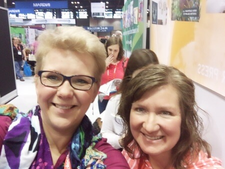 Bookworm Brandee and (un)Conventional Bookviews at BEA