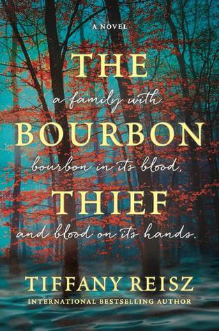 Review: The Bourbon Thief – Tiffany Reisz