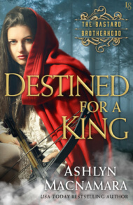 Destined for a King cover - (un)Conventional Bookviews