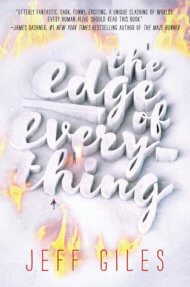 The Edge of Everything cover - (un)Conventional Bookviews