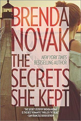 Review: The Secrets She Kept – Brenda Novak