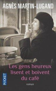 Lex Gens Heureux Lisent et Boivent du Café cover - (un)Conventional Bookviews