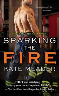 Sparking the Fire cover - (un)Conventional Bookviews