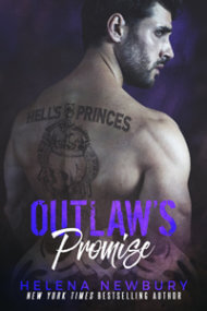 Outlaw's Promise cover - (un)Conventional Bookviews