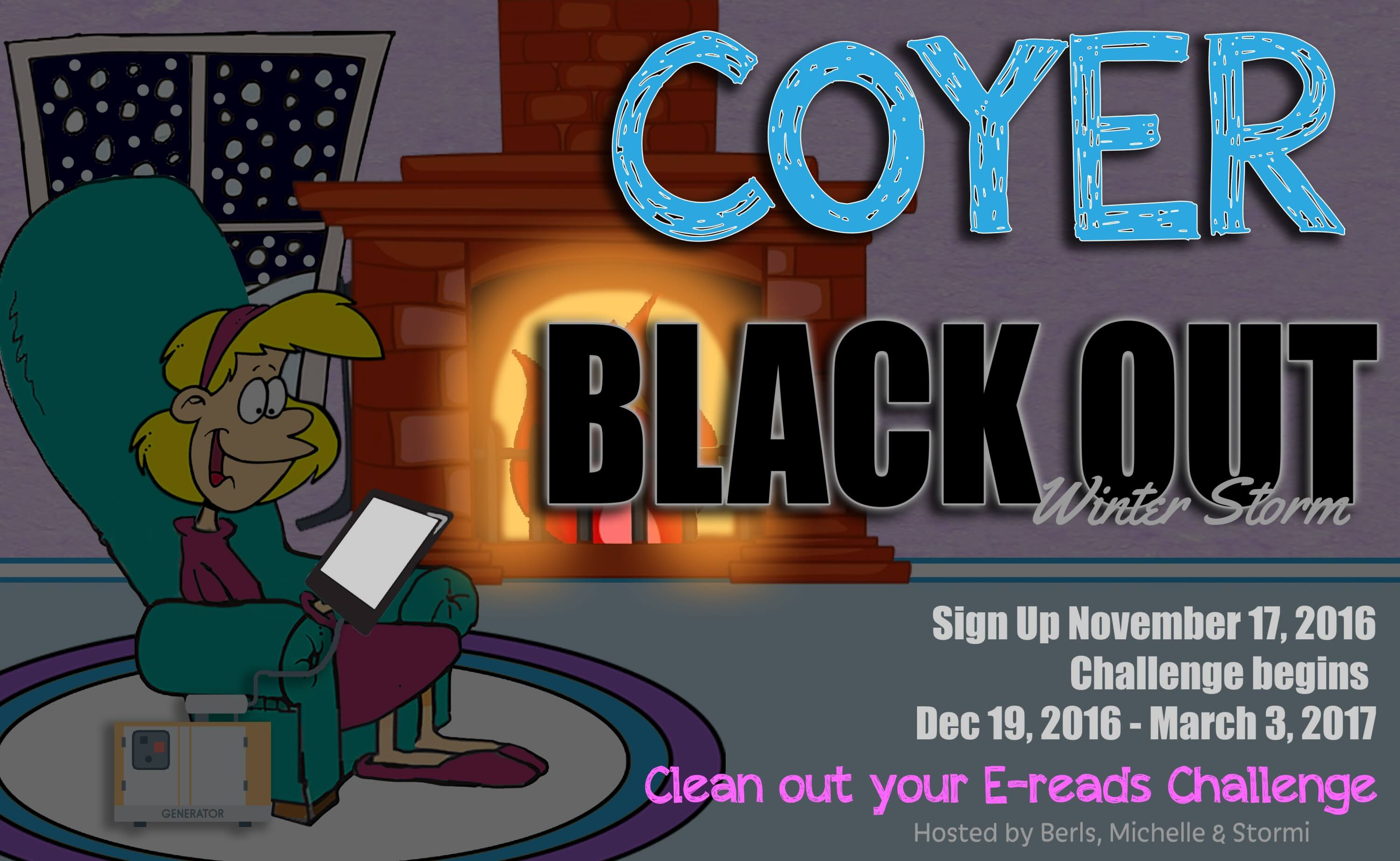 #COYER Blackout Challenge Sign-Up