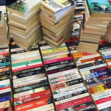 Books - before PNR