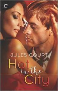 Hot in the City cover - (un)Conventional Bookviews - bought borrowed and wrap-up