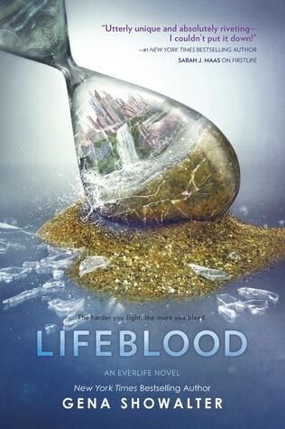 Review: Lifeblood – Gena Showalter