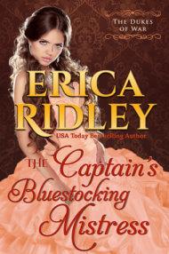 The Captain's Bluestocking Mistress - (un)Conventional Bookviews - Bought Bagged