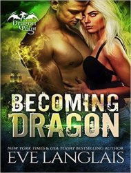 Becoming Dragon cover - (un)Conventional Bookviews - weekend wrap-up