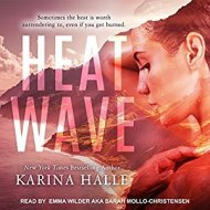 Heat Wave audiocover - (un)Conventional Bookviews - Weekend Wrap-up