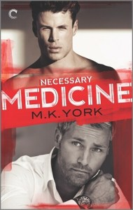 Necessary Medicine cover - (un)Conventional Bookviews - Weekend Wrap-up