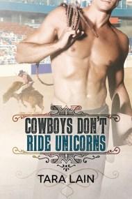 Cowboys Don't Ride Unicorns cover - (un)Conventional Bookviews