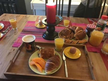 Birthday breakfast - (un)Conventional Bookviews - Weekend Wrap-up