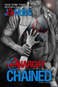 Anarchy Chained cover - (un)Conventional Bookviews - Weekend Wrap-up