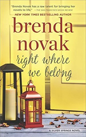 Review: Right Where We Belong – Brenda Novak