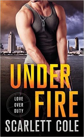 Review: Under Fire – Scarlett Cole