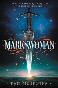 Markswoman cover - (un)Conventional Bookviews - Weekend Wrap-up