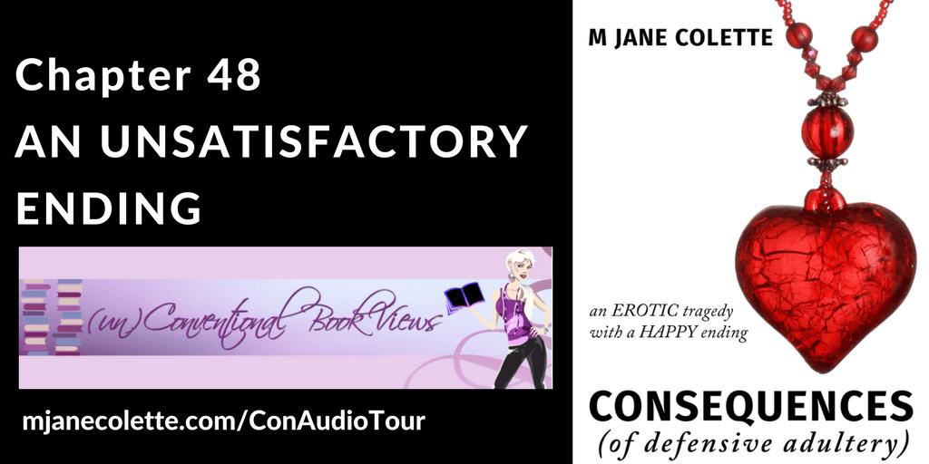 Blogtour Audiobook Consequences – M. Jane Colette