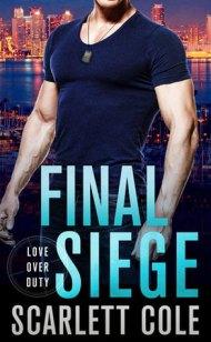 Final Siege cover - (un)Conventional Bookviews - Weekend Wrap-up