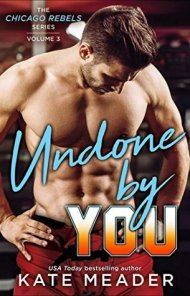 Undone By You cover - (un)Conventional Bookviews - Weekend Wrap-up