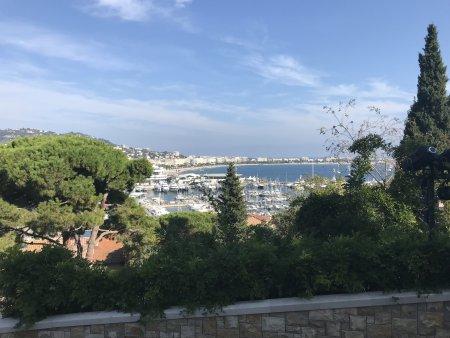 Cannes view - (un)Conventional Bookviews - Favorite Travels