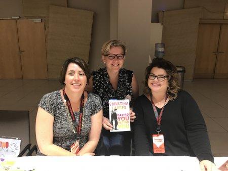 Christina Lauren - (un)Conventional Bookviews - Favorite Travels
