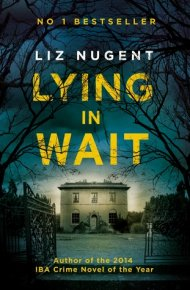 Lying in Wait cover - (un)Conventional Bookviews - Weekend Wrap-up