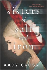 Sisters of Salt and Iron cover - (un)Conventional Bookviews - Weekend Wrap-up