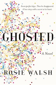 Ghosted cover - (un)Conventional Bookviews - Weekend Wrap-up